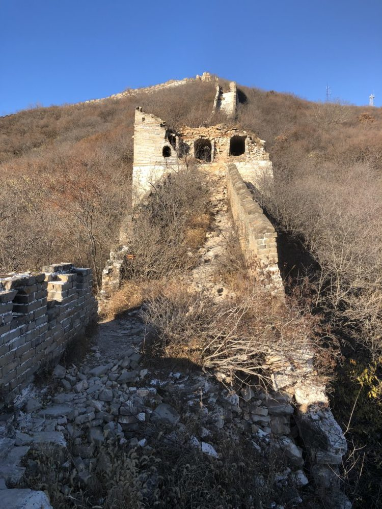 Great Wall Jiankou To Mutianyu Hiking Small Group Tour